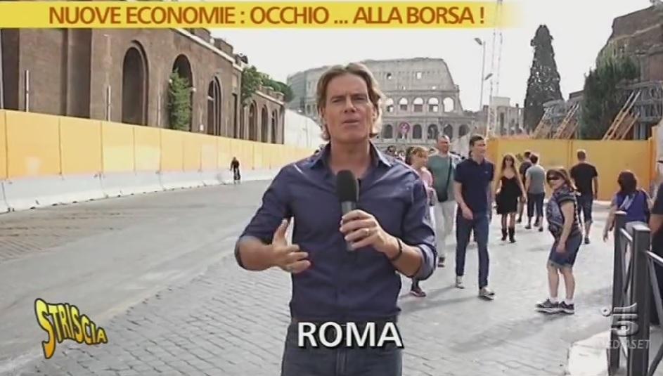 La Buona Ventura di Vouet (1617) e i Borseggiatori del Colosseo (2014) (2/2)