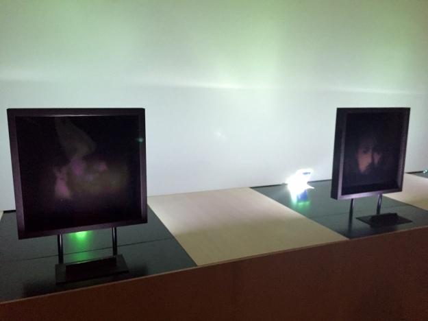 Radiance. Di Pierre Nouvel. Studi sulla luce all'Accademia di Francia. Foto Safarik Art Magazine