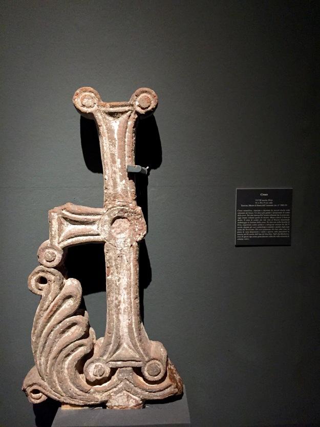 Croce, VI-VII sec. Mostra Armenia. Foto Safarik Art Magazine
