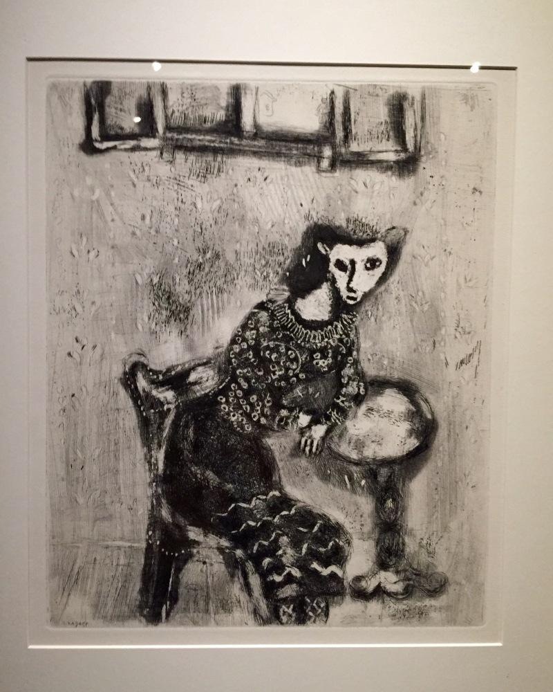 Chagall..Love and Life. Due cose che non ho capito. Mostra a Roma. (5/6)