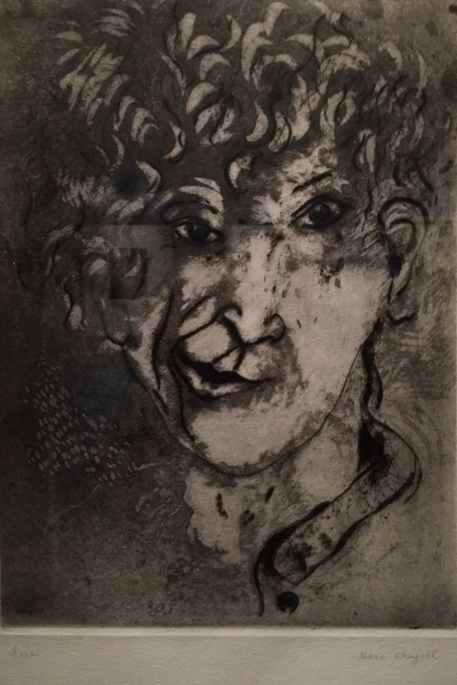 Chagall..Love and Life. Due cose che non ho capito. Mostra a Roma. (2/6)