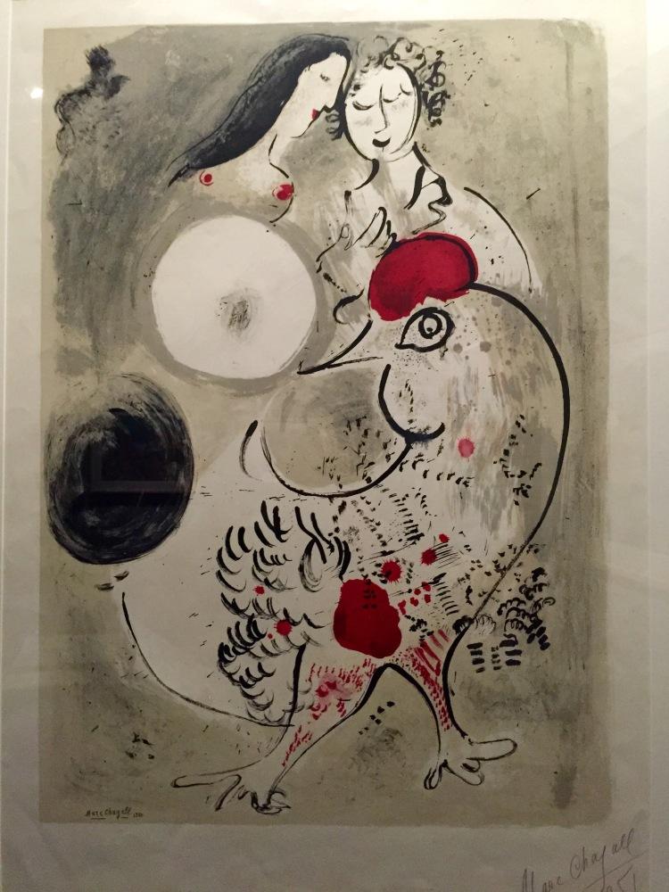 Chagall..Love and Life. Due cose che non ho capito. Mostra a Roma. (1/6)