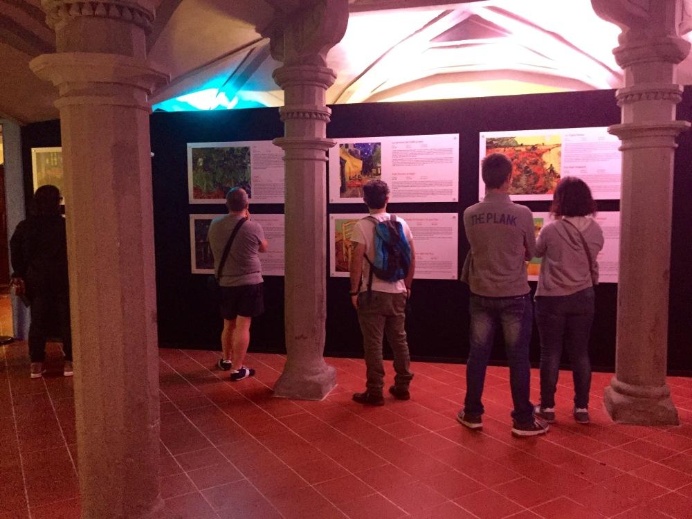 Van Gogh Alive: mostra a Firenze (3/6)
