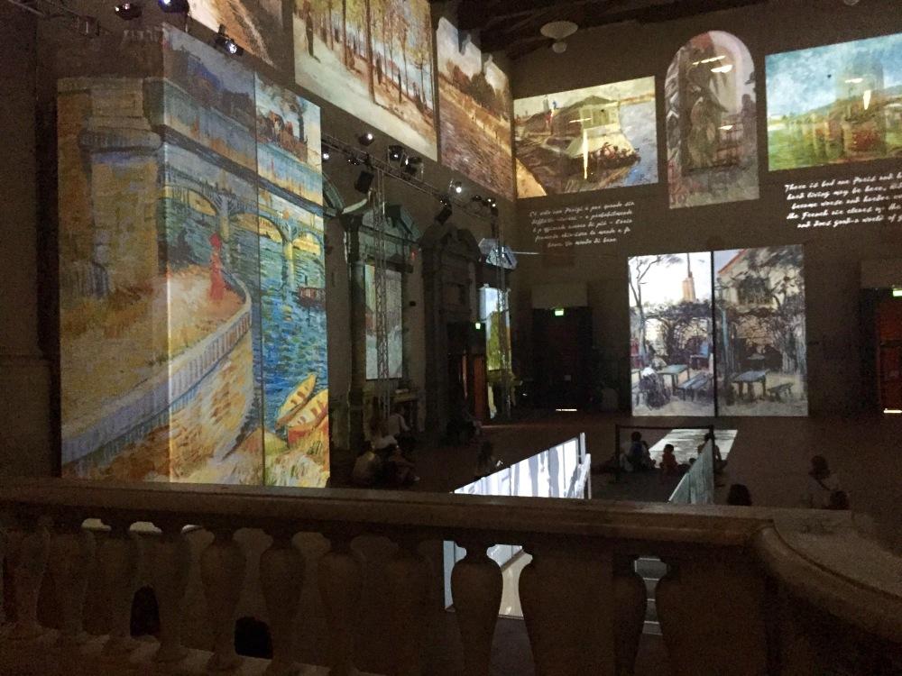 Van Gogh Alive: mostra a Firenze (5/6)