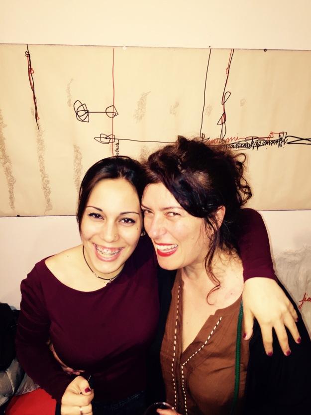 Lot of loves always LIVE, Rachele and Lola Palladino. Foto Safarik Art Magazine