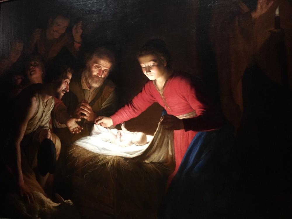 Gherardo delle Notti. Le luci del pittore olandese Gerrit van Honthorst agli Uffizi (1/6)