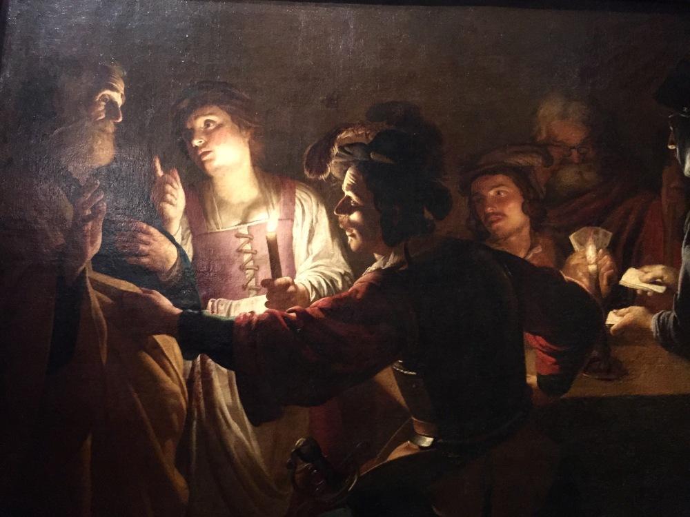 Gherardo delle Notti. Le luci del pittore olandese Gerrit van Honthorst agli Uffizi (5/6)