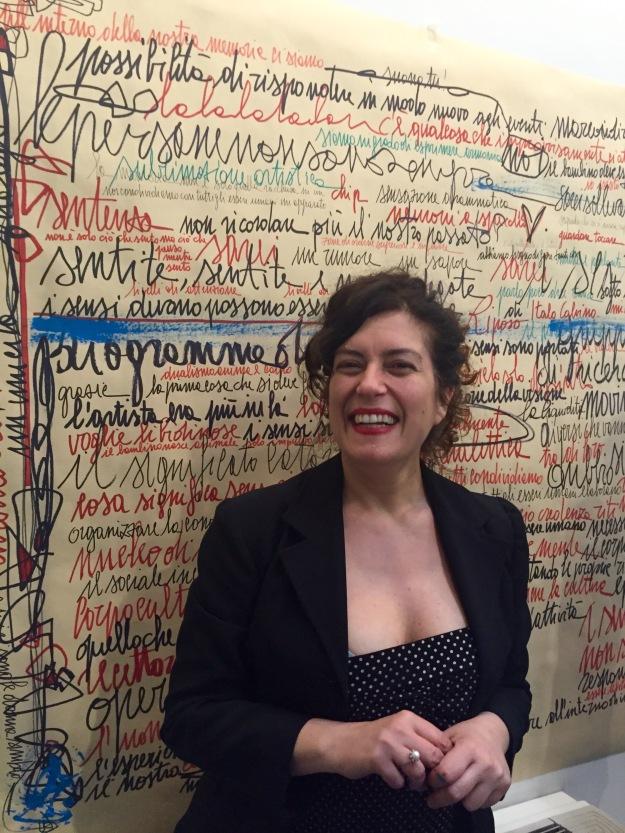 The Sharing Wall 3. Rachele Palladino