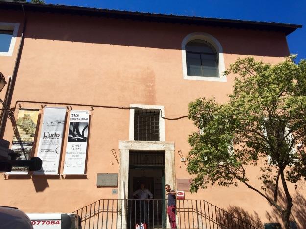 Museo di Roma in Trastevere 2015. Foto Safarik Art Magazine