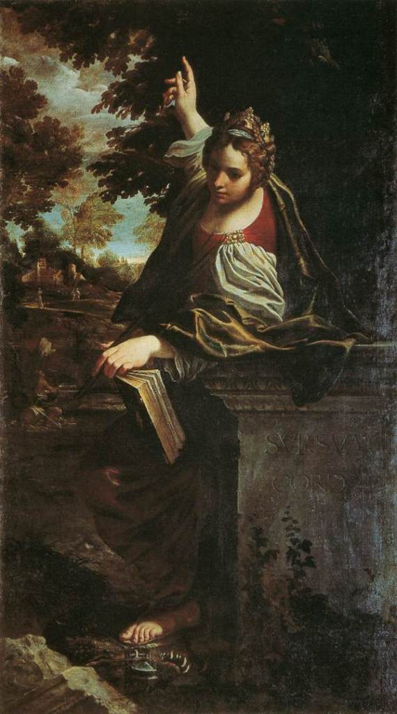 Santa Margherita di Annibale Carracci, 1599. Roma, Chiesa di Santa Caterina della Rosa ai Funari, Cappella Bombesi.