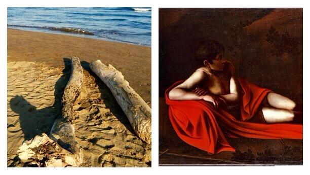 La calda estate di Caravaggio. Foto Safarik Art Magazine
