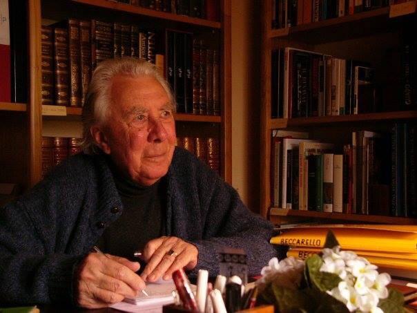Prof. Eduard A. Safarik (Bratislava, 19 maggio 1918 - Viertbo, 15 agosto 2015)