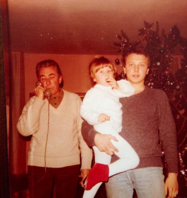 Famiglia Safarik, Natale anni '80
