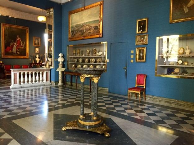 Museo Napoleonico, prima sala