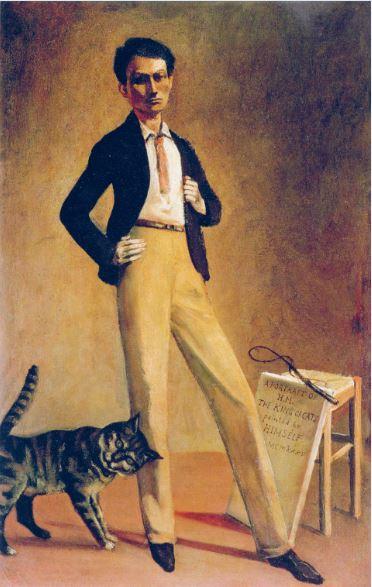 Balthus, Le roi des chats, 1935 - collezione privata