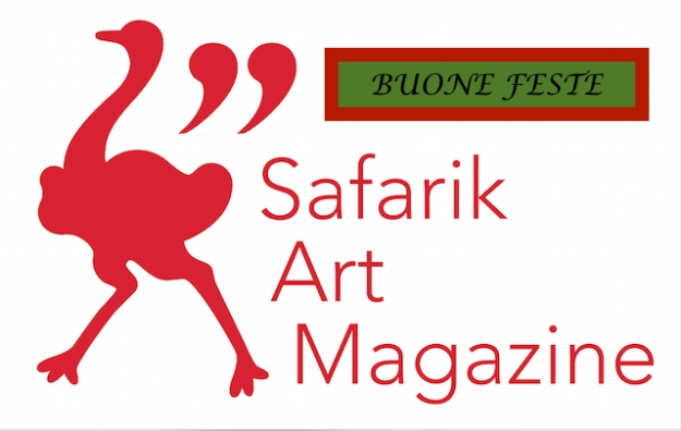 Buone Feste - Safarik Art Magazine