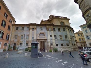 Piazza di Campo Marzio,