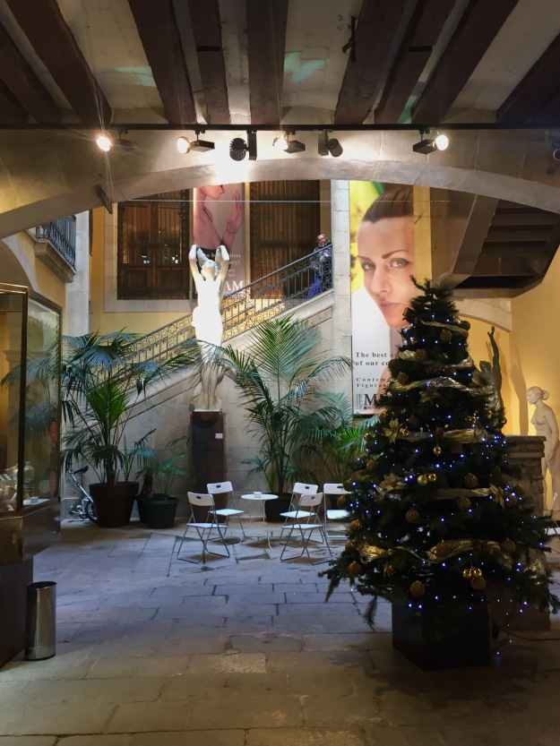 . Barcellona, MEAM, Museo Europeo d'Arte Moderna. Foto Safarik Art Magazine