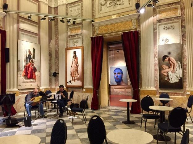 Barcellona, MEAM, Museo Europeo d'Arte Moderna. Foto SAM