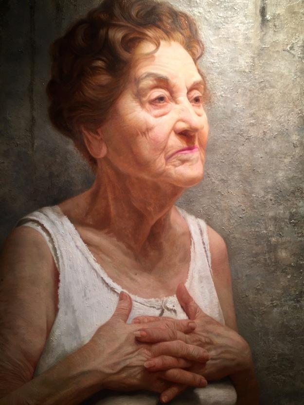"David Kassan (Arkansas, n. 1977), ""Carmen"" (2010), Barcellona, MEAM, Museo Europeo d'Arte Moderna. Foto SAM"