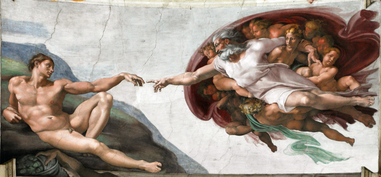 26. Volta della Cappella Sistina - Michelangelo Buonarroti (1508-12) – Vaticano, Roma