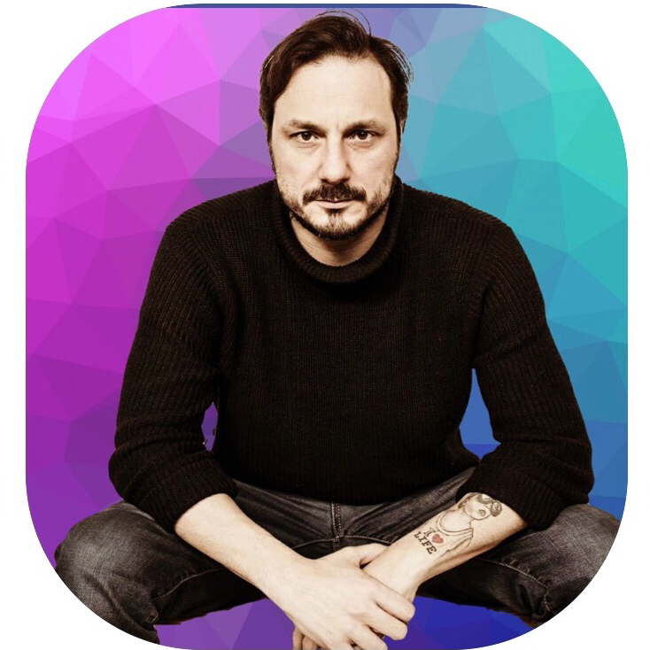 Andrea Spadoni nella foto profilo di Clubhouse (AS)